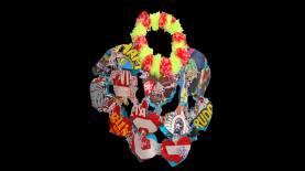 Ponchos Collection #3, 2006, unique piece, unique size