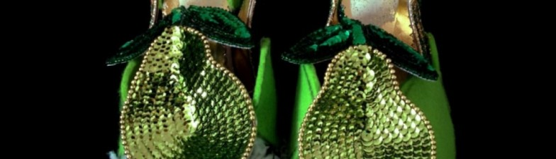 González, Criminal Aesthetic Fashion # 1_2013 wool, felt, glitter and paillettes decoration number 38, ph Elena Girelli