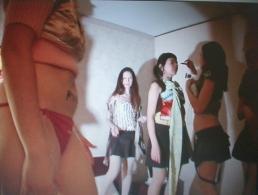 Doll's Room, performance, Flash Art Show, Bologna, 2005