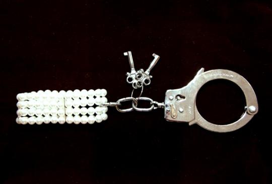 Strip Tradition Gringo Aguante Carajo Jewel #1, unique size, unique piece