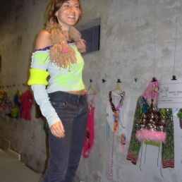 My Clothes, performance runway, Manifesta 7, Rovereto / Bolzano, 2008