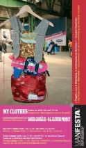 MY CLOTHES, Manifesta, 2008, poster