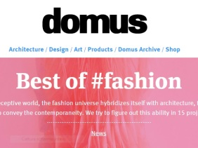 Domusweb, Best of #fashion 2014, Dec 21, 2014