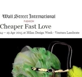 Cheaper Fast Love - Wall Street International image preview (2)
