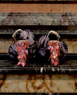 Cut-Up Sculpture Shoes Collection #2, 2015, size 38 - unique piece