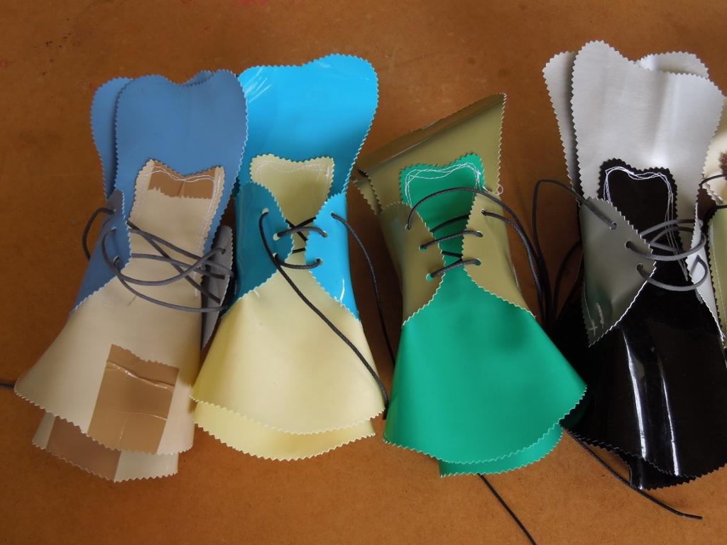 D.G. Clothes Project, Dress for Shoes, 2015