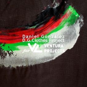 TEST series: color, Daniel González D.G. Clothes Project for Ventura Projects, Milan Design Week, 2017