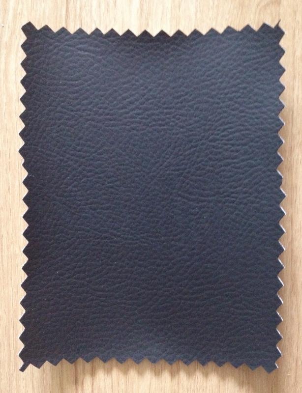 Tote bag: black eco-leather
