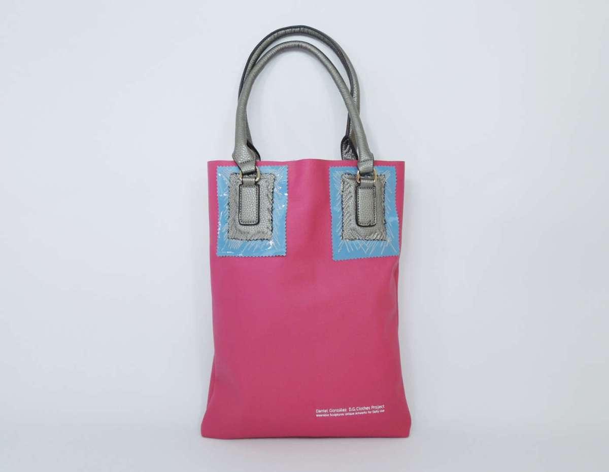 Daniel González D.G.Clothes Project, Bag #35, 2017