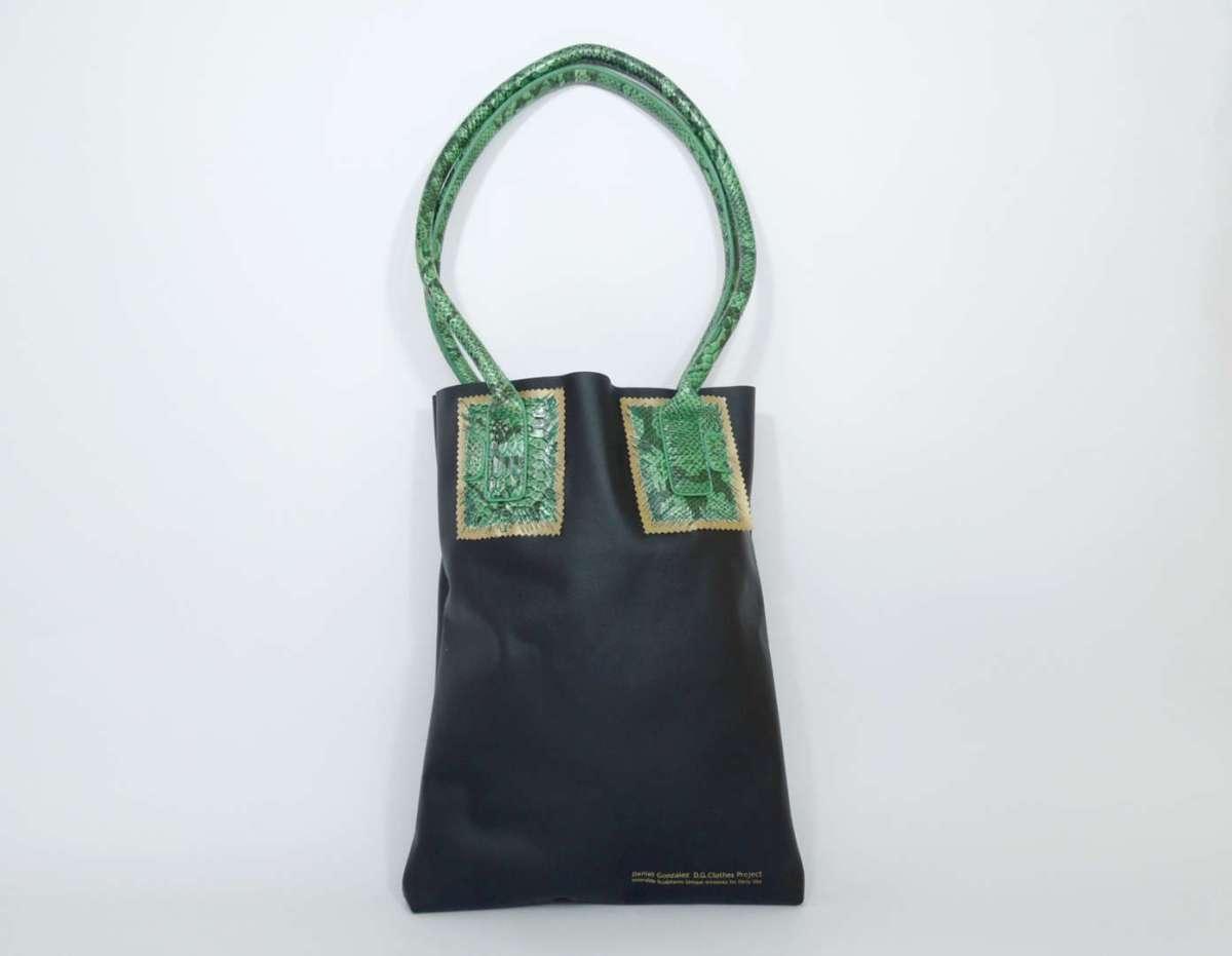 Daniel González D.G.Clothes Project, Bag #37, 2017