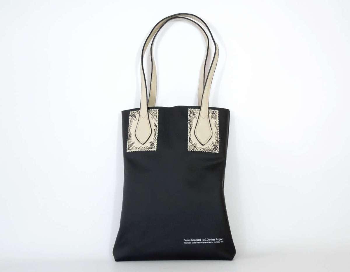 Daniel González D.G.Clothes Project, Bag #41, 2017