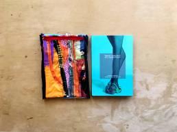 Daniel González D.G.Clothes Project, 10yrs book, unique piece & hand-made cover