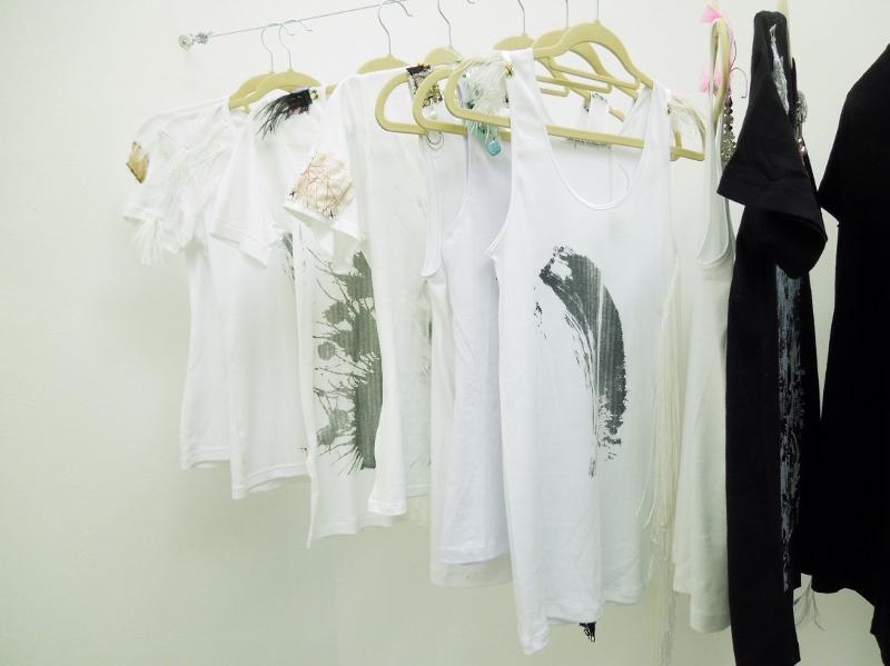 D.G.Clothes Project, temporary shop Milan, April 2018 (5), Studio Daniel Gonzalez, Inc.