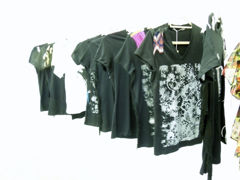 D.G.Clothes Project, temporary shop Milan, April 2018 (7), Studio Daniel Gonzalez, Inc.