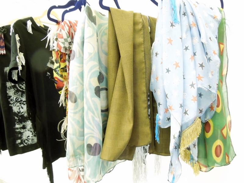 D.G.Clothes Project, temporary shop Milan, April 2018 (8), courtesy Studio Daniel Gonzalez, Inc.