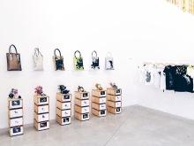 D.G.Clothes Project, temporary shop Milan, April 2018