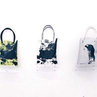 Daniel González D.G.Clothes Project, tote bags, editing Valentina Cavalli
